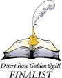 Golden Quill Finalist graphic