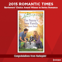 RT Reviewers Choice Award The Nanny's New Family