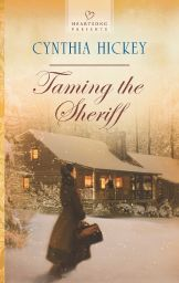 Taming Sheriff Cover