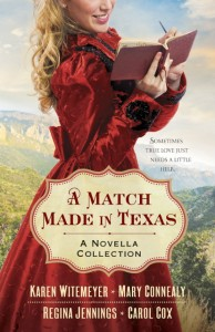 A Match Made in Texas cover