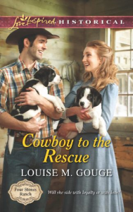 Cowboy to the Rescue Cover