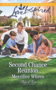 Second Chance Reunion cover