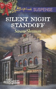 Silent Night Standoff by Susan Sleeman