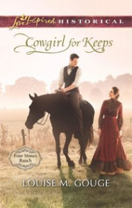 Cowgirl for Keeps Cover