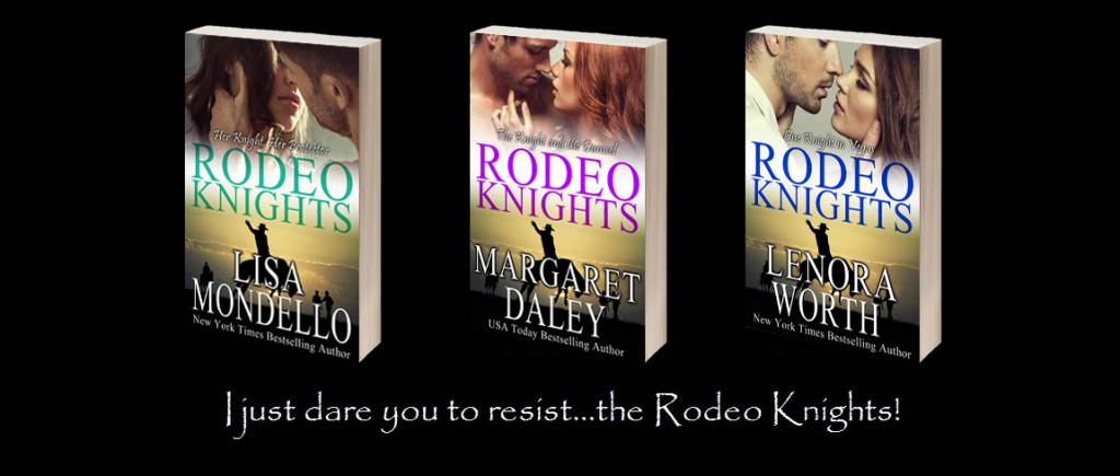 Rodeo Knights ad3